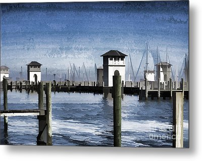 Towers And Masts Metal Print