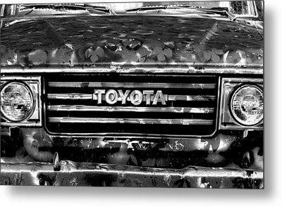 Toyota Truck Metal Print by Lyle  Huisken