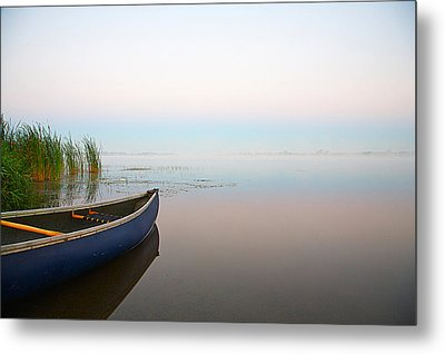 Tranquil Metal Print by Theo Tan