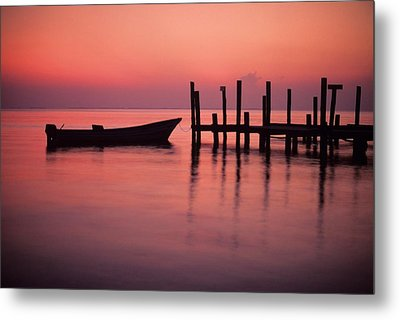 Tranquility Metal Print by Don Kreuter