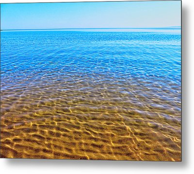 Metal Print featuring the photograph Tranquility by Kathleen Sartoris