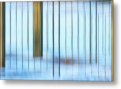 Metal Print featuring the photograph Transcendental... by Nina Stavlund