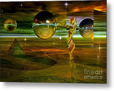 Transition Metal Print by Shadowlea Is