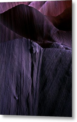 Transitions Metal Print by Mike  Dawson