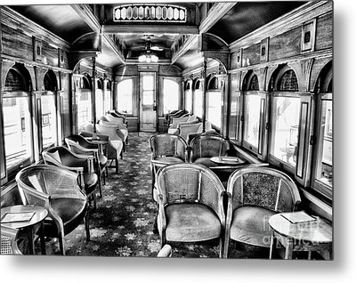 Metal Print featuring the photograph Traveling In Style by Paul W Faust - Impressions of Light