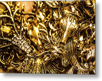 Treasure From The East Metal Print