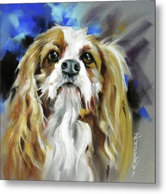 Treat Expectations Metal Print by Rae Andrews