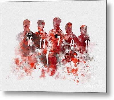 Treble Winners 1999 Metal Print