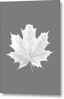 Tree Leaf Art Metal Print by Marvin Blaine
