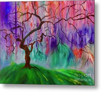 Tree Of Life 11 Metal Print