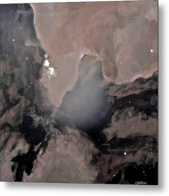 Trifid Nebula Metal Print by Jim Ellis