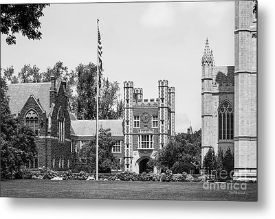 Trinity College Downes Memorial  Metal Print by University Icons