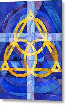 Trinity Metal Print by Mark Jennings
