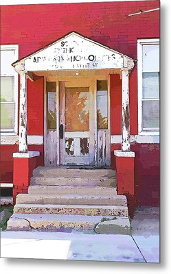Metal Print featuring the photograph Trinity Or Trinidad by Cynthia Powell