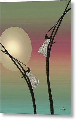Tropic Mood Metal Print