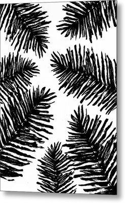 Tropical Day Metal Print by Studio Sananikone