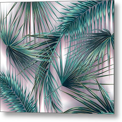 Tropicana  Metal Print by Mark Ashkenazi