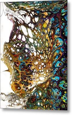 Tropics I Metal Print by Tia Marie McDermid