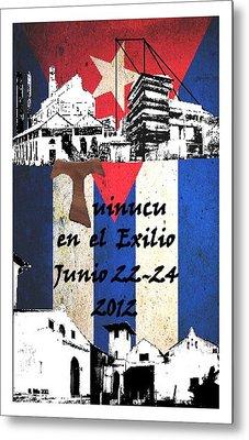 Tuinucu En El Exilio Metal Print