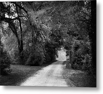 Tunnel Of Lydia Metal Print by Michael Thomas