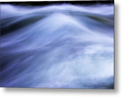 Metal Print featuring the photograph Turbulence 3 by Mike Eingle