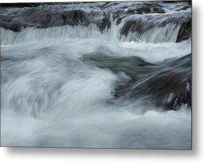 Metal Print featuring the photograph Turbulence  by Mike Eingle