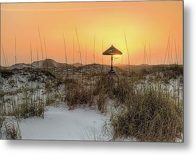 Metal Print featuring the photograph Turn On The Light by JC Findley