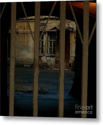 Metal Print featuring the photograph Turquoise by Robert D McBain