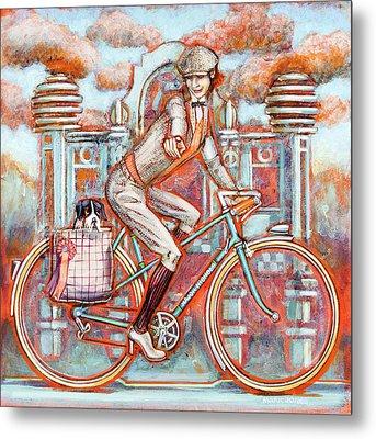 Tweed Runner And Major Nichols Metal Print