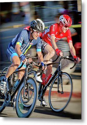 Metal Print featuring the photograph Twilight Criterium by Matthew Ahola