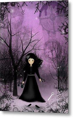 Twilight Time Metal Print by Charlene Zatloukal