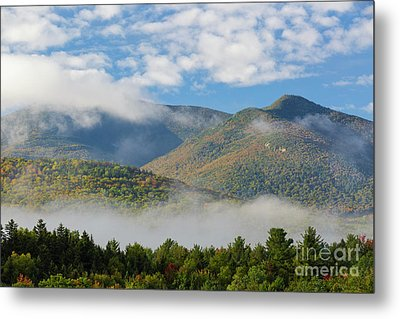 Twin Mountain New Hampshire Metal Print by Erin Paul Donovan