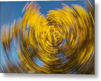 Twisted Colors Metal Print