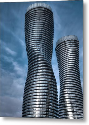 Twisted Metal Print by Rob Andrus