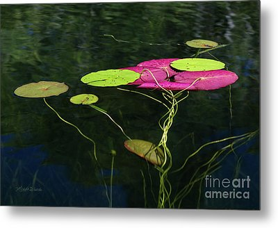 Metal Print featuring the photograph Twister by Michelle Wiarda