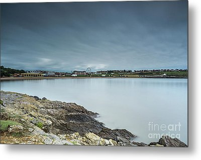 Two Minutes At Barry Island Metal Print
