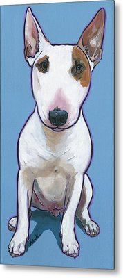 Tyson Metal Print by Nadi Spencer