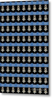 U S Army Congressional Medal Of Honor Metal Print by David Bearden