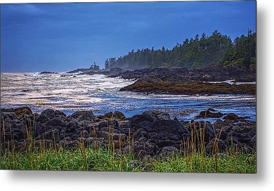 Ucluelet, British Columbia Metal Print by Heather Vopni