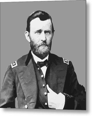Ulysses S Grant Metal Print