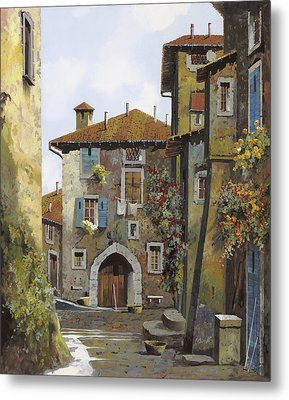 Umbria Metal Print by Guido Borelli