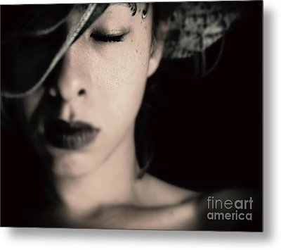 Unattached Metal Print by Jessica Shelton