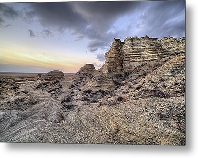 Metal Print featuring the photograph Unbelievably Kansas by JC Findley