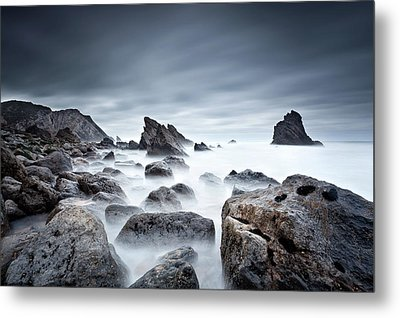 Metal Print featuring the photograph Unbreakable by Jorge Maia