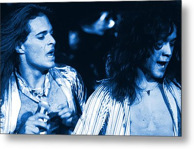 Unchained Blues Metal Print by Ben Upham