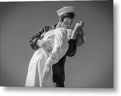 Unconditional Surrender 3 Metal Print
