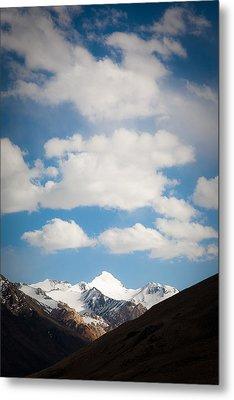 Under The Clouds Metal Print by Konstantin Dikovsky