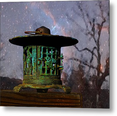 Under The Stars Metal Print by Susan Vineyard