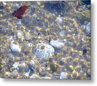 Under Water Metal Print by  Newwwman