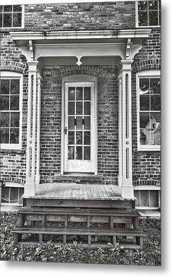 Underground Railroad - Tubman House Metal Print by Stephen Stookey